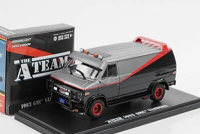 The A Team GMC Vandura Van 1983 Movie 1:43 Greenlight
