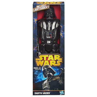 Star Wars Darth Vader Titan Hero Series Action Figure, 12-Inch new sealed
