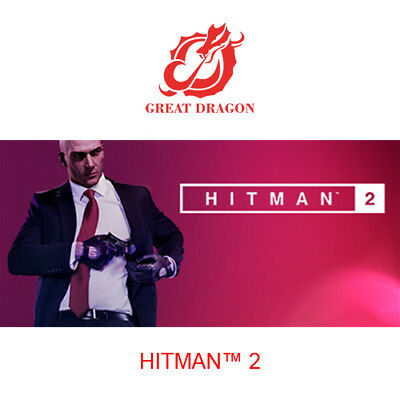 [Contact Before Purchase] HITMAN 2 - Standard Edition [PC Global]