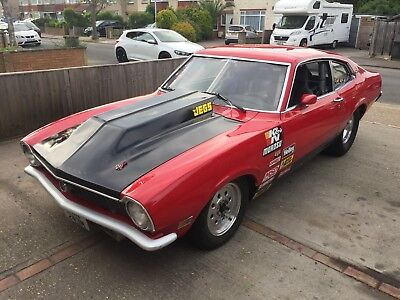 Pro Street Ford Maverick Dragster TAX EXCEMPT (ROAD LEGAL) CHEVY Low Reserve