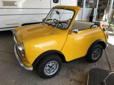 1983 (Y) Austin Mini 1.0 City E 2Dr