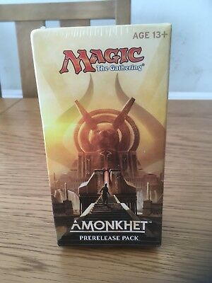 Magic The Gathering Amonkhet Prerelease Pack - Brand New And Sealed