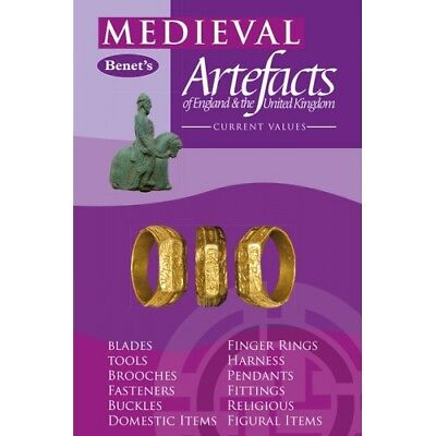 Benet's Medieval Artifacts Reference Book.