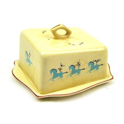 Beswick Circus Covered Butter Cheese Dish Size 18cm x 15cm 1432 FREE Postage