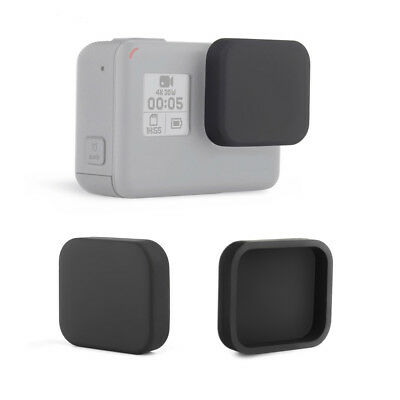 Silicon Soft Protective Dirtproof Cover Lens Cap For GoPro HERO 5 6