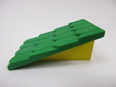 Lego Fabuland 787 x4 Tuile Roof Support Red rouge Roof Slope jaune yellow F18