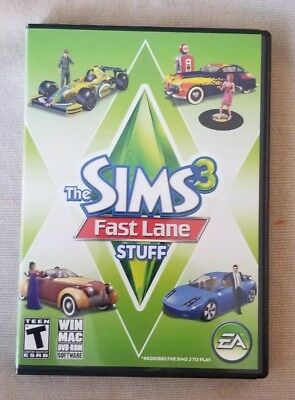 THE SIMS 3: Fast Lane Stuff (PC/MAC) - $9 99 | PicClick