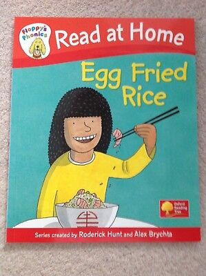 Floppy Phonics Read At Home Level 4 Oxford Reading Tree Egg Fried Rice