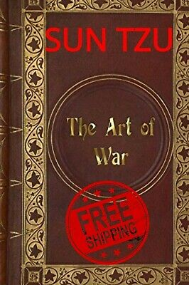 The Art of War Science Old Book of Strategy Chinese Warfare 6th BC By Sun Tzu
