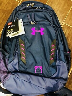 c827e8c6e56 under armour storm recruit backpack bayou blue UNDER ARMOUR STORM Recruit  Backpack Black/Black One Size water .