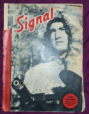 Signal magazine, English Edition (E), Number 2 of 1944