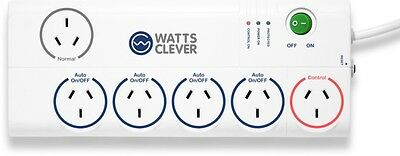 Watts Clever - Energy Saving Power Board