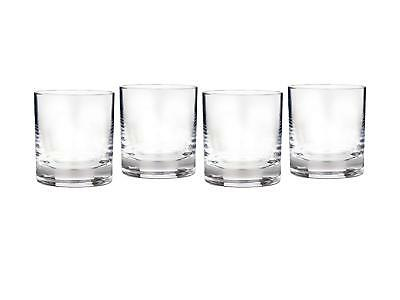 Marquis by Waterford Entertaining Collection Vintage 9 Old Fashioned, Set of 4