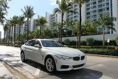 2015 BMW 4-Series M 435 Gran Coupe xDrive Loaded !! only 29kmiles BMW M 435 Gran Coupe xDrive Loaded !! only 29kmiles