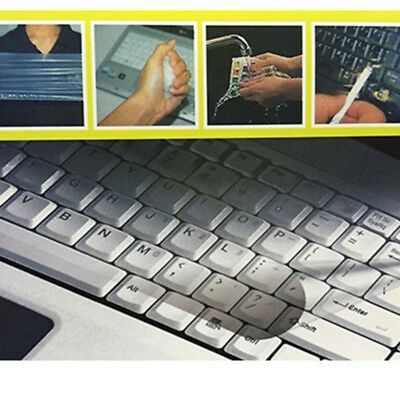 New Waterproof Clear Silicone Keyboard Cover Universal Laptop Dust Film 14/15/17