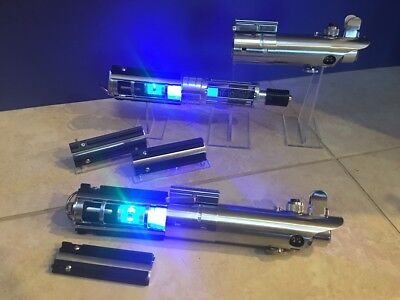 Star wars ESB Luke Skywalker Graflex Reveal Saber
