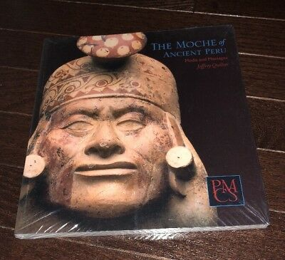 Peabody Museum Collections: The Moche of Ancient Peru (2011, Paperback)