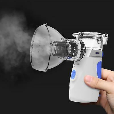 Portable Handheld Mist Inhaler Personal Atomizer Steam Nebulizer  for Adult Kids