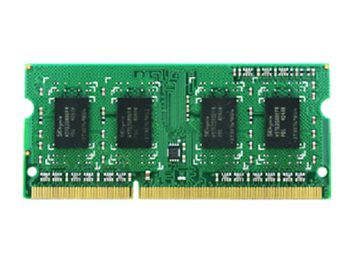 Synology 4GB DDR3L SODIMM RAM Memory for DS918+ DS718+ DS218+ DS418play