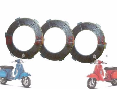 Vespa Px Lml Star Stella 150 Cc Small Clutch Plate Set @au