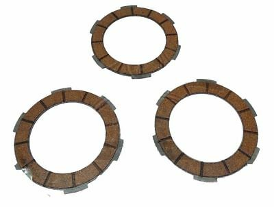 Vespa Clutch Plate Set For Vespa V50 90 125 Et3 Pk Small Frame Etc.  @au