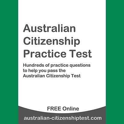 Australian Citizenship Practice Test - Questions and Answers