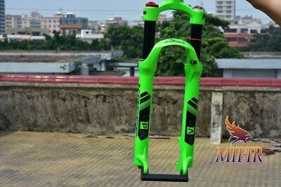 """26/27.5/29"""" inch Air Suspension Front Fork Absorber 1-1/8"""" for MTB Mountain Bike"""