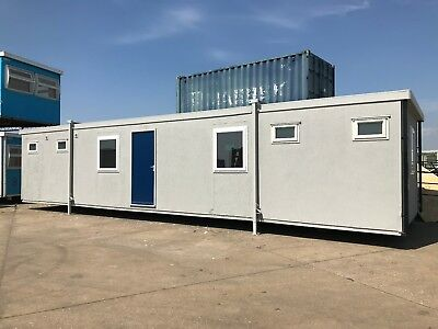 Portable Office, Portable Cabin, Site Office, Portable Building, 40 x 12 (1604)