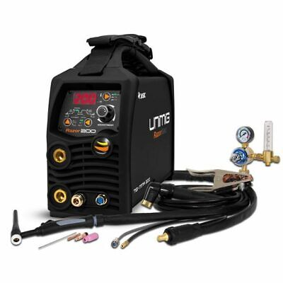 TIG Welding Machine Inverter Based Digital Controlled DC Unimig KUMJRRW200DC