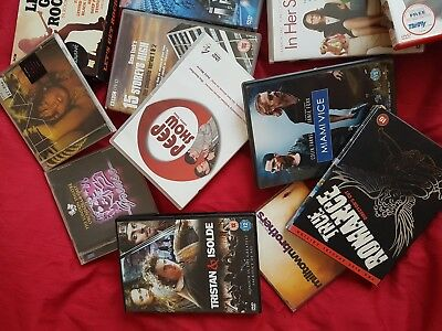dvds and cds various artist Texas to Black Sabbath and many  more offers welcome