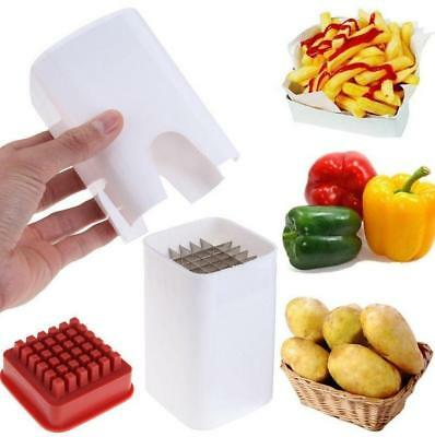 Fries One Step Natural French Fry Cutter Vegetable Fruit Cutter Durable Potato