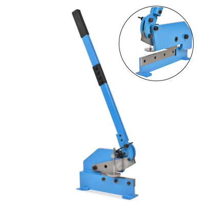 Heavy-duty Hand Lever Shear Metal Cutter Multi Function 125mm / 200mm / 300mm