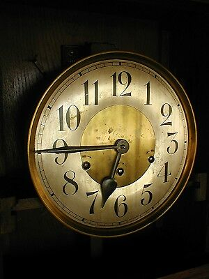 Lovely Looking Westminster Chime Longcase Tlc Just £125