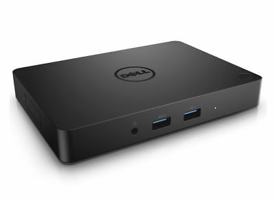 Dell Wd15 Dock Usb Type-C Docking Station Usb 3.0 Dual Fhd Or 4K Display 5Fddv