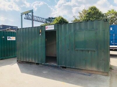 20ft Office Container Conversion - Used