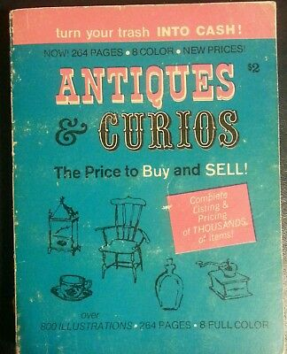Antiques and Curios The Price to Buy and Sell.
