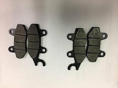 Tomberlin EMERGE Golf Cart Front Brake Pads- Front Left And Front Right