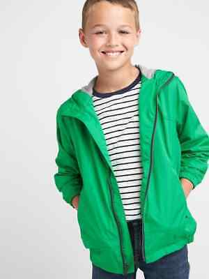 NWT GAP Active Jacket Windbuster Windbreaker Water Resistant Red NEW Boys 4T