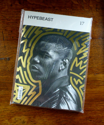 Hypebeast Magazine Issue #17 The Connection Issue NEW sealed Pogba Samuel Ross