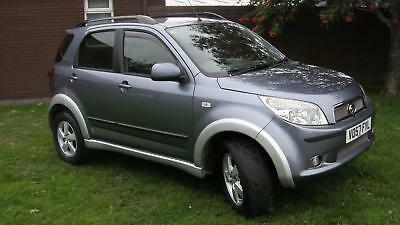 2007 57 Daihatsu Terios 1.5 SX ONLY 3 FORMER KEEPERS VGC PX WELCOME