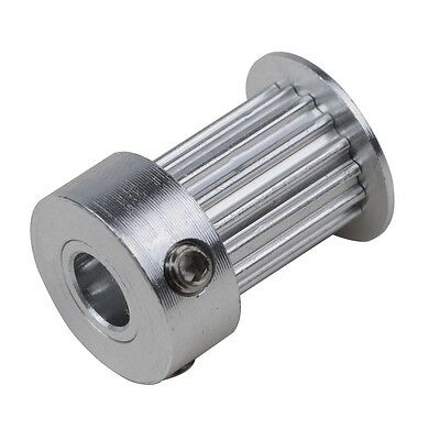 5pcs GT2 Timing Pulley 16 Teeth 5mm Bore 2GT Timing Gear For 10mm Width Belt
