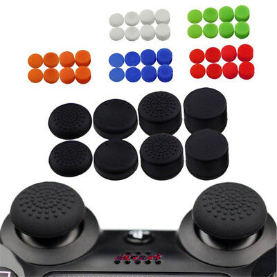 8X Silicone Replacement Key Cap/Pad for PS4 Gamepad Controller Game Accessories