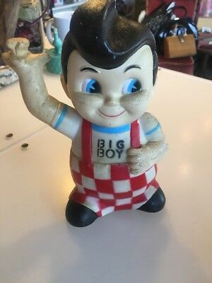 Vintage Big Boy Restaurant Vinyl Bank