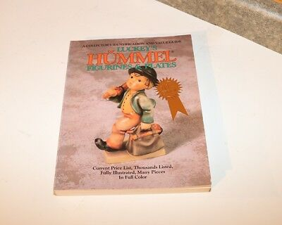 Luckey's Hummel Figurines & Plates Price Guide 10th Edition Book - Paperback