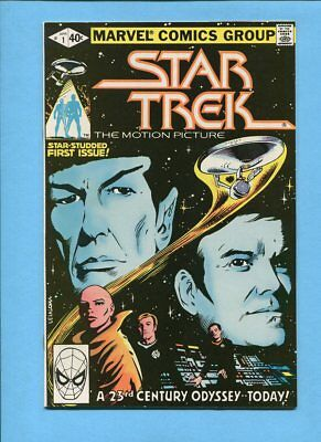 Star Trek The Motion Picture #1 TMP Marvel Comics Movie Adaptation April 1980