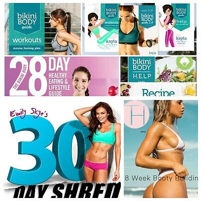 Ultimate 24 workout guides bundle kayla itsines tammy hembrow ultimate 24 workout guides bundle kayla itsines tammy hembrow emily skye fandeluxe Image collections