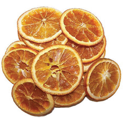 10 scented dried fruit, orange slices. for crafts and decorations