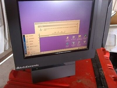 IBM Infogenesis Point Of Sale Fru P/N 14P1955 with cables