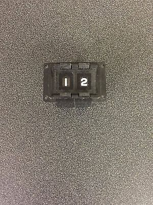 EATON DURANT Pushbutton Switch 49902-400 - Lot of 2 pieces