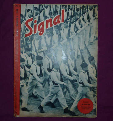 Signal magazine, English Edition (E), Number 4 of 1944